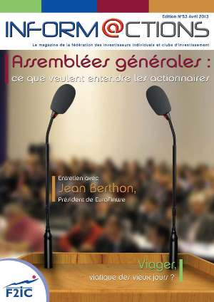couverture Informactions n°53