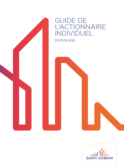 Guide actionnaire Saint-Gobain