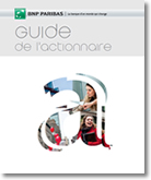 Guide actionnaire BNP Paribas