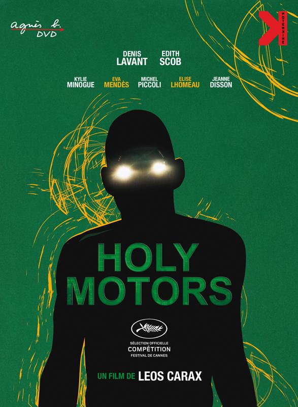 AFFICHE DE HOLY MOTORS