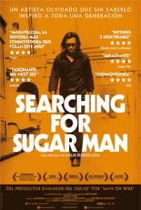AFFICHE SEARCHING FOR SUGARMAN