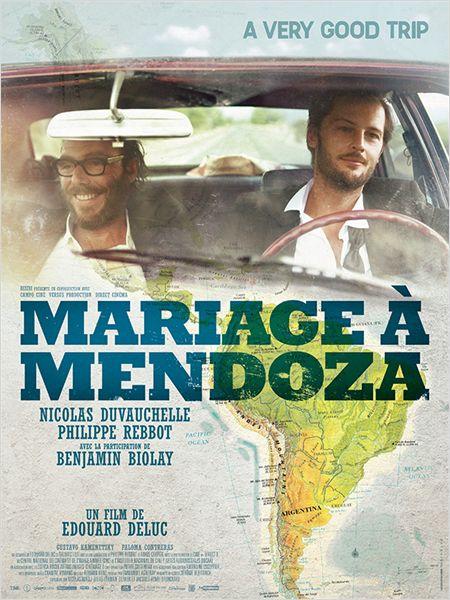 AFFICHE MARIAGE A MENDOZA
