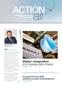 LETTRE AUX ACTIONNAIRES AIR FRANCE-KLM JANVIER 2013